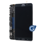 Samsung Galaxy Tab 4 7.0 SM-T231,SM-T235 Complete LCD with Frame and Home Button in Black (Grade A)