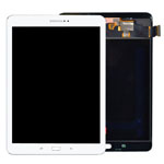 Genuine Samsung SM-T713 Galaxy S2 Complete Lcd with Digitizer in White- Samsung part no: GH97-18966B