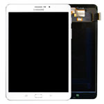 Genuine Samsung SM-T715 Galaxy Tab S2 8.0 3G/LTE Complete Lcd with Digitizer in White- Samsung part no: GH97-17679B