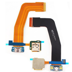 Genuine Samsung SM-T805 Galaxy Tab S 10.5 LTE Micro USB Connector Flex Cable - Part no: GH59-13985A