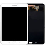 Genuine Samsung SM-T710 Galaxy Tab S2 8.0 WiFi Complete Lcd & Touch in White- part no: GH97-17697B