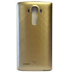 Genuine LG G4 H815 Battery Cover in Gold- LG part no: ACQ87865352