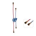 Samsung Galaxy S6 Edge SM-G925F Coaxial Cable 2Pcs Set