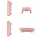 Iphone XR Side Button Set - Pink