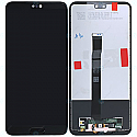 Genuine Huawei P20 lcd and touchpad in black - Part no:  02351WKF