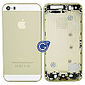 iPhone 5S Back Cover in Gold (High Quality)