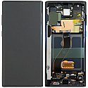 Genuine Samsung Galaxy Note 20 Ultra N985F/ Note 20 Ultra 5G Complete Display in Mystic Black - Part no: GH82-23597A
