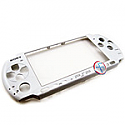 PSP 3000 white front cover