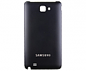 Samsung Galaxy Note Black Battery Cover GT-N7000 GT-i9220 - Part no: GH98 21606A