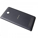 Genuine Sony D2004 Xperia E1 Battery Cover in Black- Sony part no: A/405-58650-0002