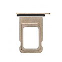 Iphone XS SIM Card Tray with Seal- Gold