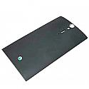 Sony LT26i Xperia S  Back Cover (Black)-Sony part no:1248-2382