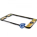 iPod touch 3 mid frame with home button and flex- Replacement part (compatible)