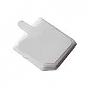 Original Damper Pad f. Buzzer DBASS1213-2.1 for HTC One Mini P/N:36H01034-00M, Absorber, silencer