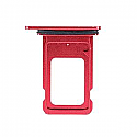 Iphone 11 SIM Card Tray - Red - OEM