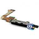 iPhone 4 charging, dock connector black - High quality with diodes- Replacement part (compatible)