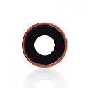 Iphone XR Rear Camera Lens - With Bracket - Coral - OEM  -packs of 5