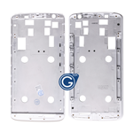 Motorola Moto X Play XT1561/XT1562/XT1563 LCD Frame in White