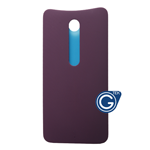 Motorola Moto X Style Battery Cover in Purple