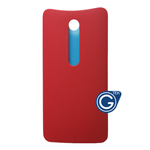 Motorola Moto X Style Battery Cover in Red