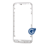 Motorola Moto X Style LCD Front Frame in White